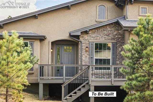1105 Highlands Court, Woodland Park, CO 80863 (#2234614) :: The Treasure Davis Team