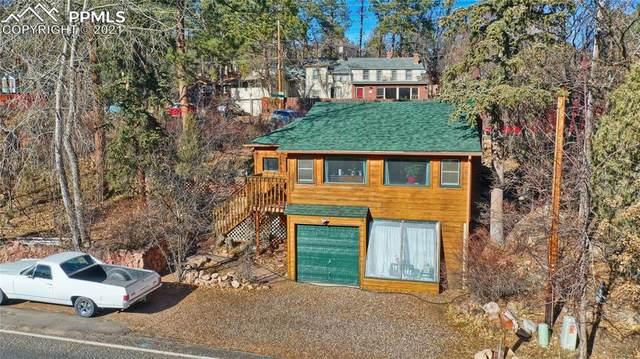 1840 W Cheyenne Road, Colorado Springs, CO 80906 (#2235523) :: HomeSmart