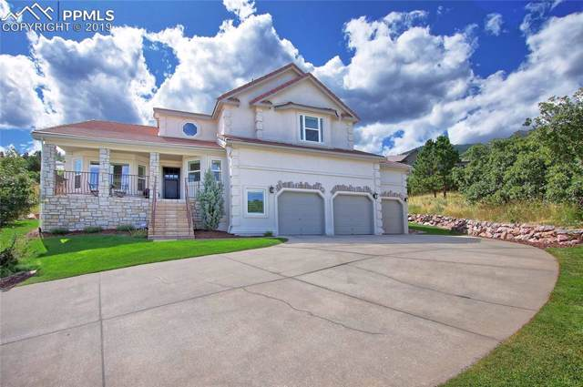 8030 Hedgewood Way, Colorado Springs, CO 80919 (#2241480) :: The Kibler Group