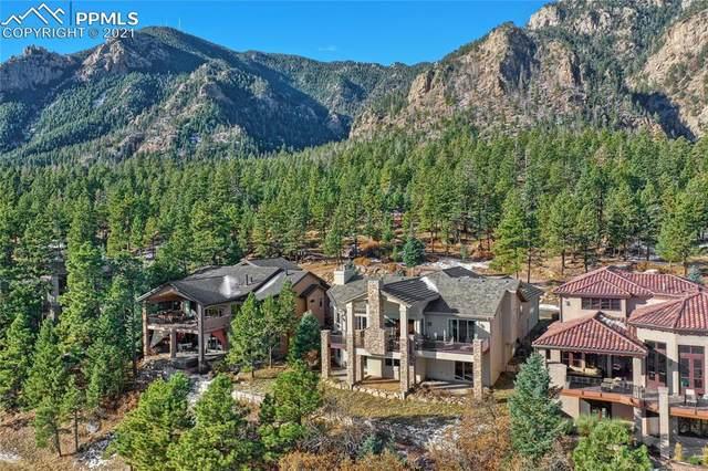 1085 High Lake View, Colorado Springs, CO 80906 (#2247284) :: Venterra Real Estate LLC