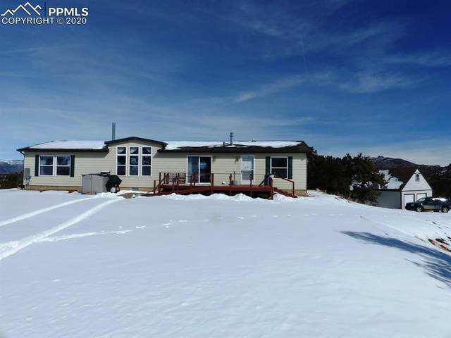 1297 Mountain View Lane, Cotopaxi, CO 81223 (#2247942) :: 8z Real Estate