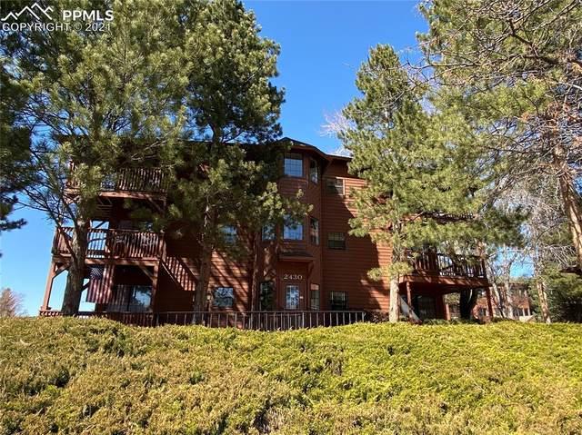 2430 Palmer Park G-#1, Colorado Springs, CO 80909 (#2297014) :: Re/Max Structure