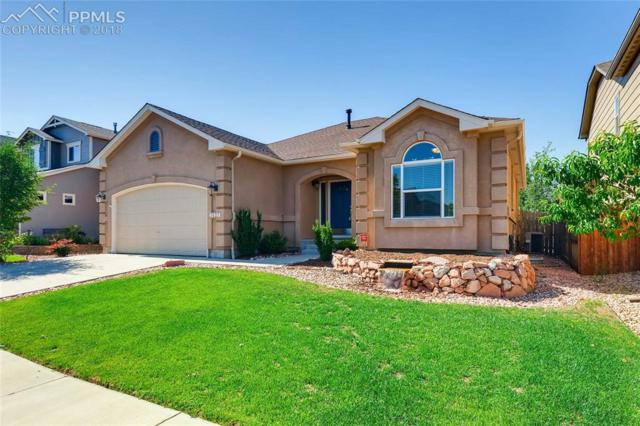 7627 Desert Wind Drive, Colorado Springs, CO 80923 (#2315182) :: Jason Daniels & Associates at RE/MAX Millennium