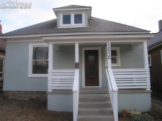 1212 W Cucharras Street, Colorado Springs, CO 80904 (#2316006) :: The Peak Properties Group