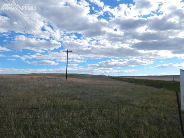 000 Highway 24 Highway, Calhan, CO 80808 (#2323101) :: The Peak Properties Group