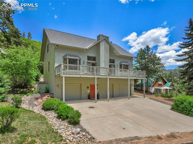 11414 Belvidere Avenue, Green Mountain Falls, CO 80819 (#2374935) :: HomeSmart