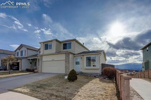7240 Prairie Wind Drive, Colorado Springs, CO 80923 (#2384756) :: The Kibler Group