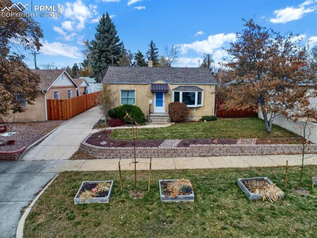 1622 E Dale Street, Colorado Springs, CO 80909 (#2408602) :: Colorado Home Finder Realty