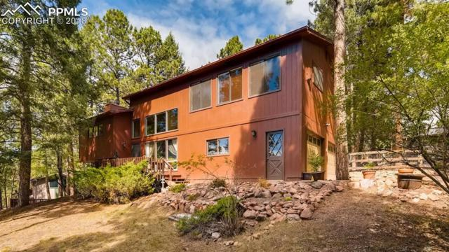 1110 Forest Hill Road, Woodland Park, CO 80863 (#2409727) :: Fisk Team, RE/MAX Properties, Inc.