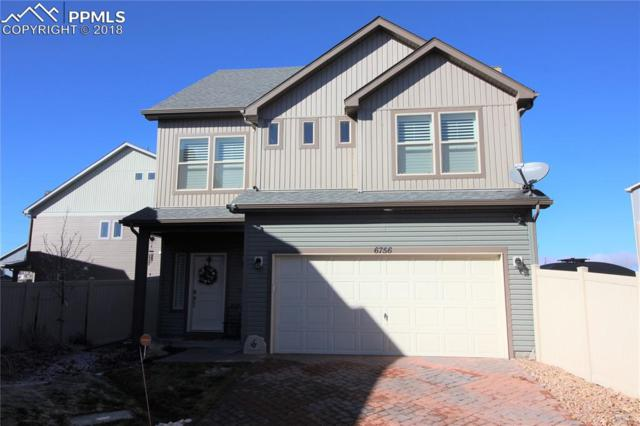 6756 Thicket Pass Lane, Colorado Springs, CO 80927 (#2409740) :: The Peak Properties Group