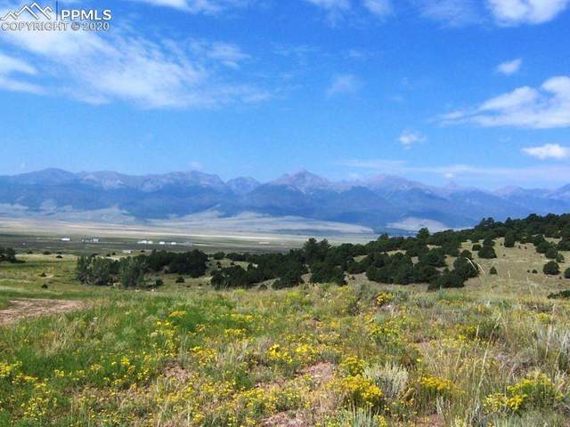 1061 Piute Road, Westcliffe, CO 81252 (#2411800) :: Tommy Daly Home Team