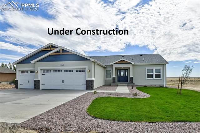 25 E Mcculloch Boulevard, Pueblo West, CO 81007 (#2427136) :: 8z Real Estate