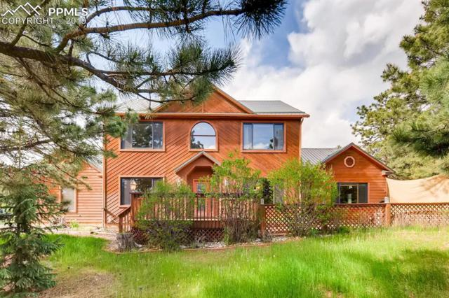 405 Sun Valley Drive, Woodland Park, CO 80863 (#2428459) :: Fisk Team, RE/MAX Properties, Inc.