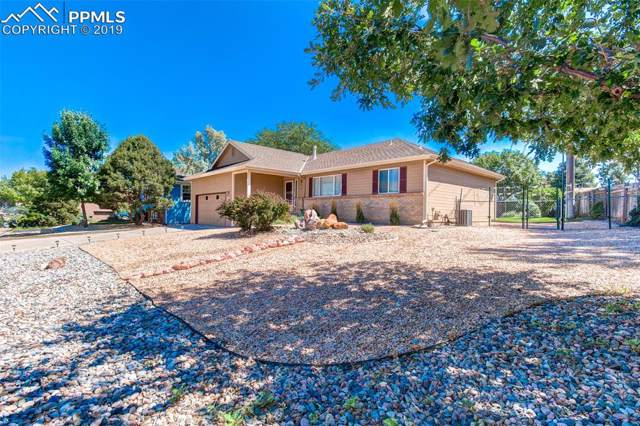 135 Palisade Circle, Manitou Springs, CO 80829 (#2434001) :: CC Signature Group