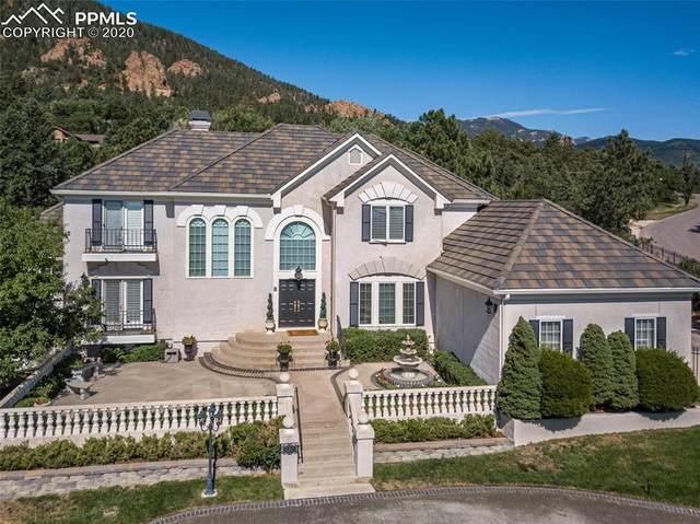 8 Pine Road, Colorado Springs, CO 80906 (#2442950) :: Finch & Gable Real Estate Co.