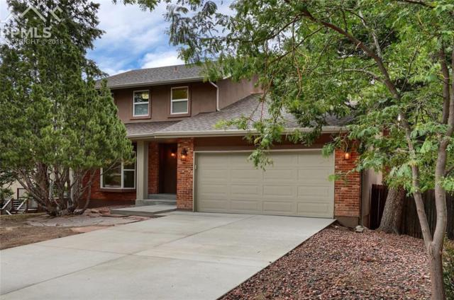 615 S Grey Eagle Circle, Colorado Springs, CO 80919 (#2452367) :: The Treasure Davis Team