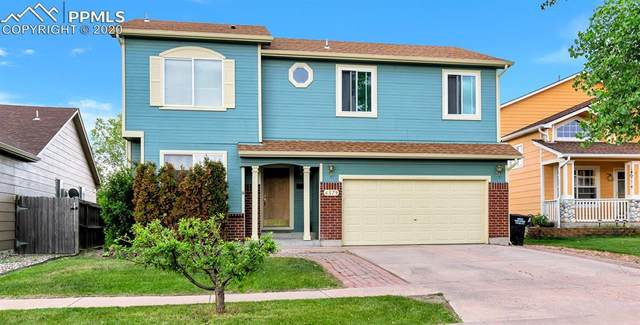 4379 Prairie Willow Drive, Colorado Springs, CO 80920 (#2457757) :: Tommy Daly Home Team