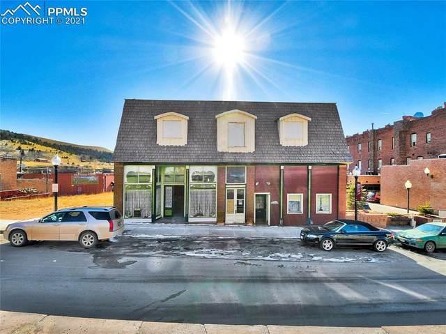 326 E Bennett Avenue, Cripple Creek, CO 80813 (#2461731) :: 8z Real Estate