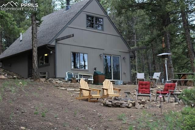 3911 Campfire Road, Hartsel, CO 80449 (#2495003) :: Symbio Denver