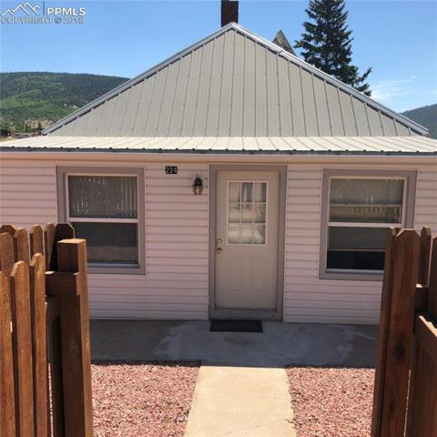 224 S Fifth Street, Victor, CO 80860 (#2501166) :: Colorado Home Finder Realty