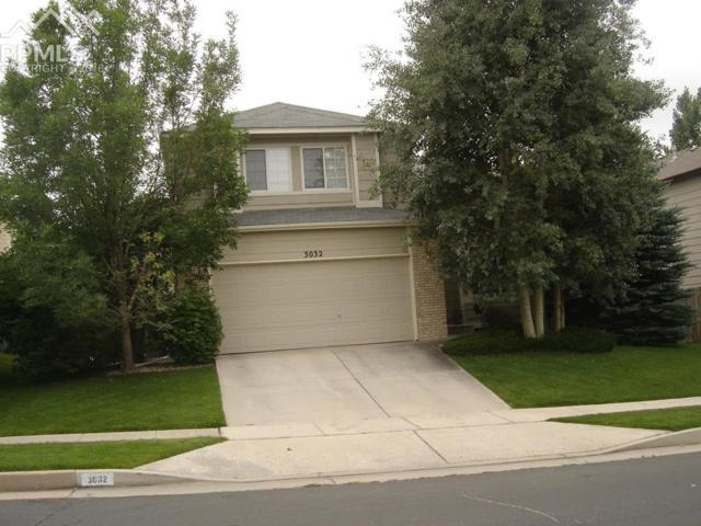 3032 Pony Tracks Drive, Colorado Springs, CO 80922 (#2504299) :: The Peak Properties Group