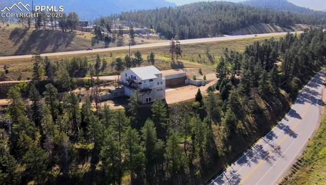 10550 Highway 73, Conifer, CO 80433 (#2507371) :: 8z Real Estate