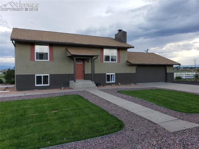 645 S Meredith Drive, Pueblo West, CO 81007 (#2529344) :: Action Team Realty