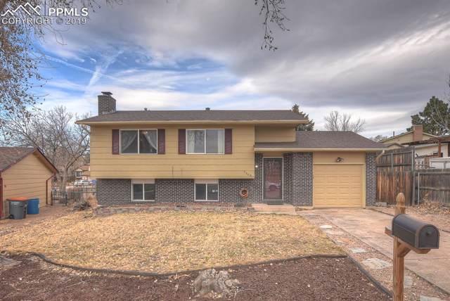 7209 S Sioux Circle, Colorado Springs, CO 80915 (#2552123) :: The Treasure Davis Team