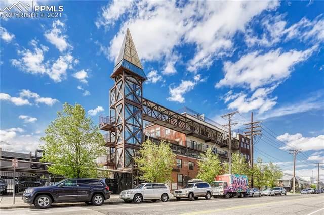 2715 Blake Street #6, Denver, CO 80205 (#2576669) :: The Treasure Davis Team | eXp Realty