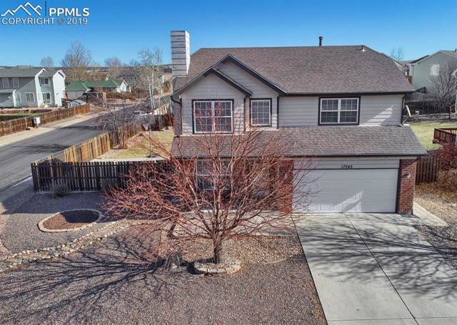 17045 Snowwood Drive, Monument, CO 80132 (#2607776) :: The Hunstiger Team