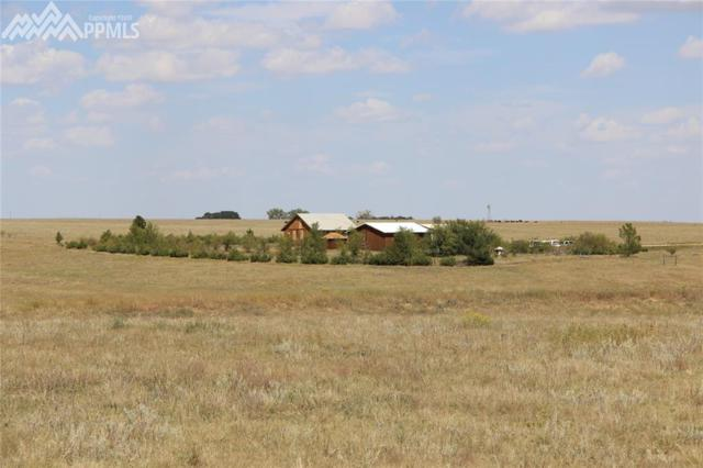 38895 Big Springs Road, Rush, CO 80833 (#2634490) :: The Hunstiger Team