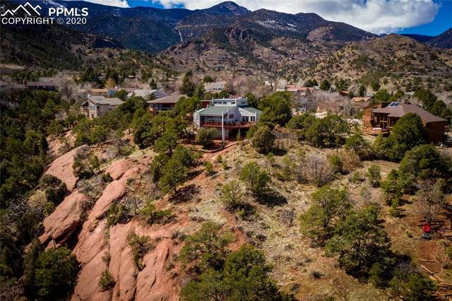 467 Crystal Hills Boulevard, Manitou Springs, CO 80829 (#2635383) :: 8z Real Estate