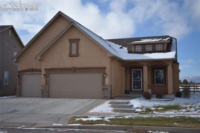 8388 James Creek Drive, Colorado Springs, CO 80924 (#2640264) :: The Kibler Group