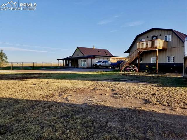 39820 Big Springs Road, Rush, CO 80833 (#2668609) :: Tommy Daly Home Team
