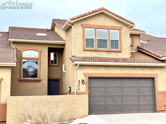 8374 Grand Peak Summit View, Colorado Springs, CO 80920 (#2685562) :: The Treasure Davis Team