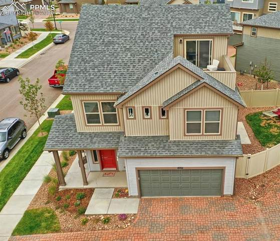 6701 Thicket Pass Lane, Colorado Springs, CO 80927 (#2688608) :: Tommy Daly Home Team