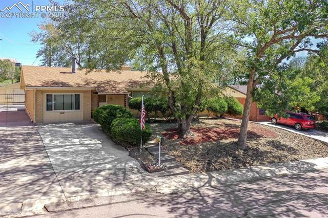 809 Skyway Boulevard, Colorado Springs, CO 80905 (#2693075) :: Action Team Realty