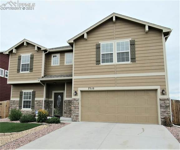 7310 Thorn Brush Way, Colorado Springs, CO 80923 (#2699974) :: Tommy Daly Home Team