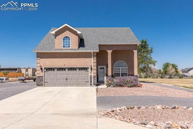 221 E Palmer Lake Drive, Pueblo West, CO 81007 (#2726607) :: CC Signature Group