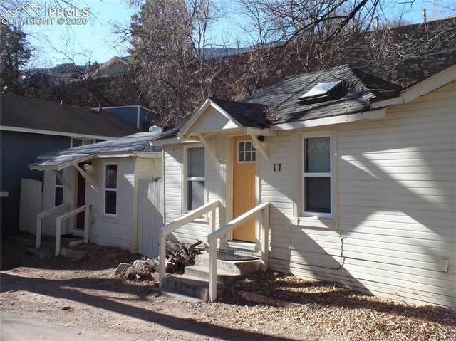 15 Narrows Road, Manitou Springs, CO 80829 (#2735319) :: Finch & Gable Real Estate Co.