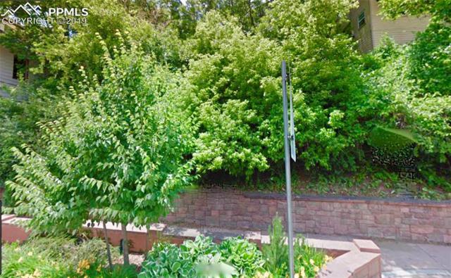 0 Manitou Avenue, Manitou Springs, CO 80829 (#2752330) :: Colorado Home Finder Realty