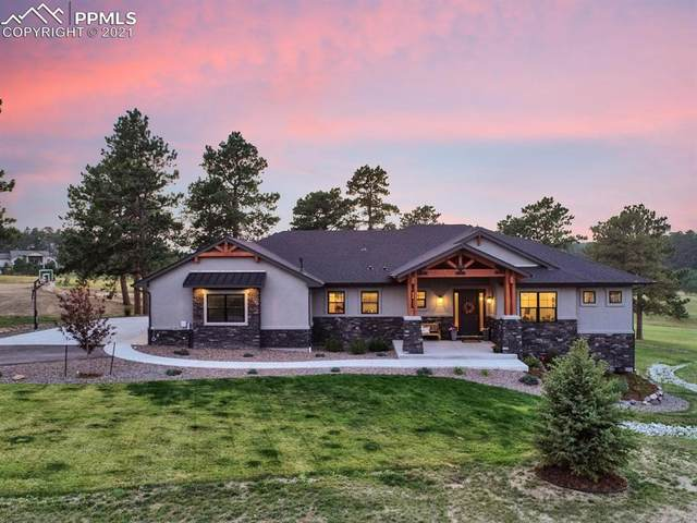 17222 Jackson Ranch Court, Monument, CO 80132 (#2772966) :: Tommy Daly Home Team