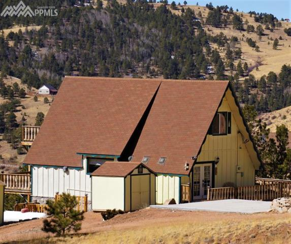 1078 Copper Mountain Drive, Cripple Creek, CO 80813 (#2805172) :: The Peak Properties Group