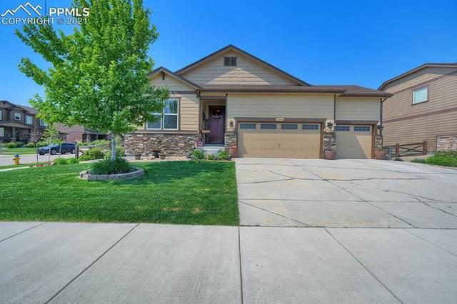 6808 Cottonwood Tree Drive, Colorado Springs, CO 80927 (#2812612) :: Fisk Team, RE/MAX Properties, Inc.