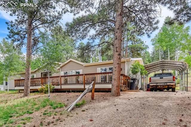 170 Rhyolite Lane, Florissant, CO 80816 (#2832089) :: Compass Colorado Realty