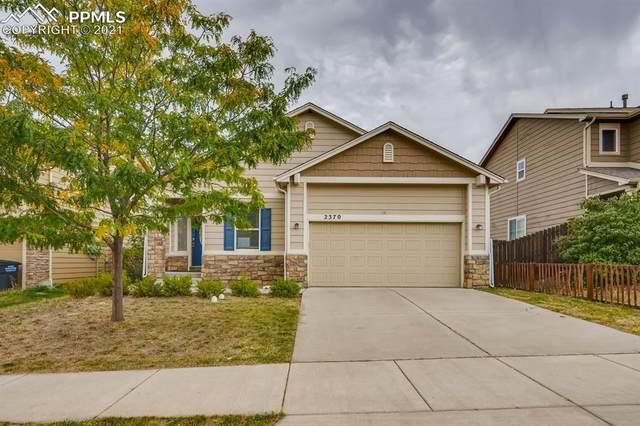 2370 Spring Blossom Drive, Colorado Springs, CO 80910 (#2838786) :: Venterra Real Estate LLC