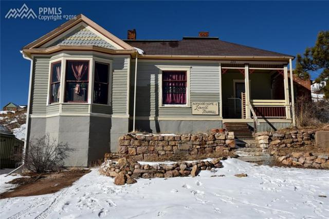 225 S Sixth Street, Victor, CO 80860 (#2850284) :: 8z Real Estate