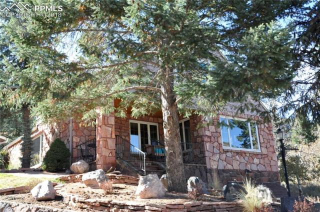 5790 Ona Road, Cascade, CO 80809 (#2887589) :: The Kibler Group