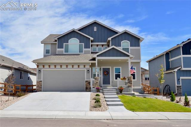 17917 White Marble Drive, Monument, CO 80132 (#2895493) :: The Daniels Team