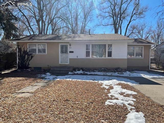 905 Carlisle Street, Colorado Springs, CO 80907 (#2917495) :: Venterra Real Estate LLC